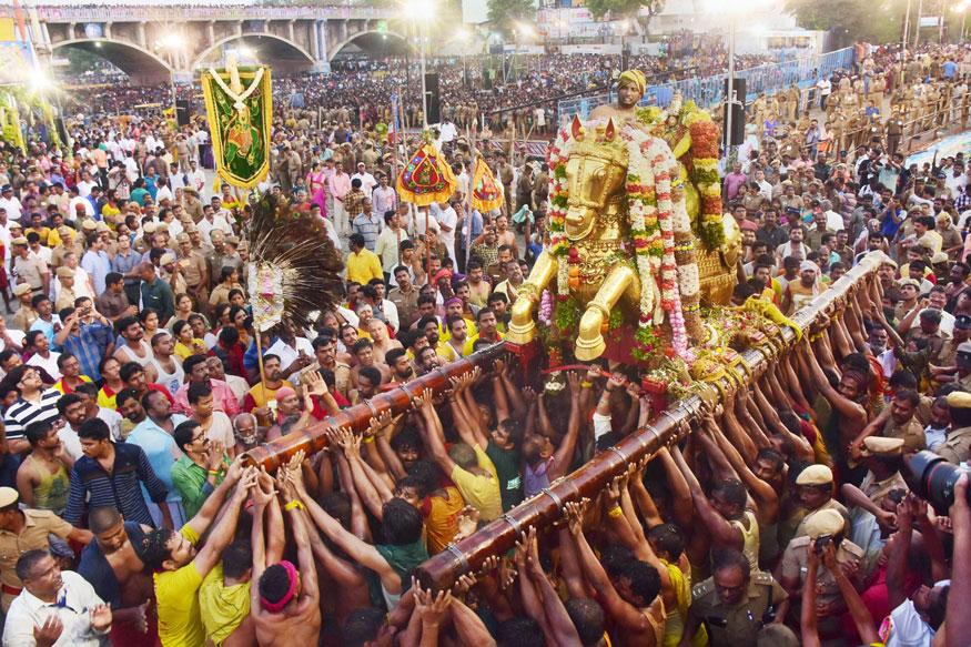 Chithirai-festival-Madurai